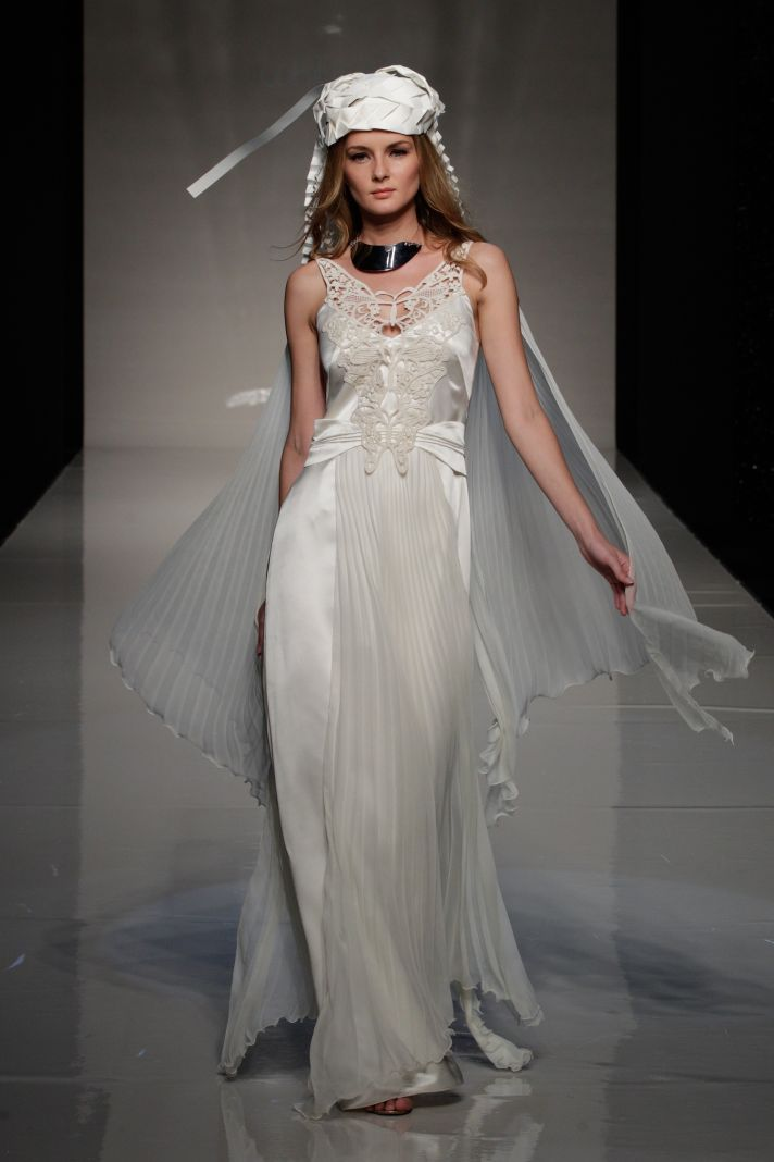 2013 bridal gowns from London wedding dress by Victoria Kyriakides 3