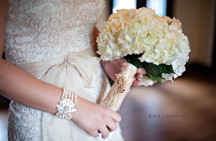 real wedding detail shot reasons to splurge on the wedding photographer brides wedding dress bouquet