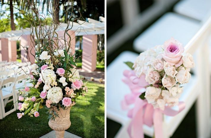 artistic wedding photography detail shots romantic wedding flowers ivory pink