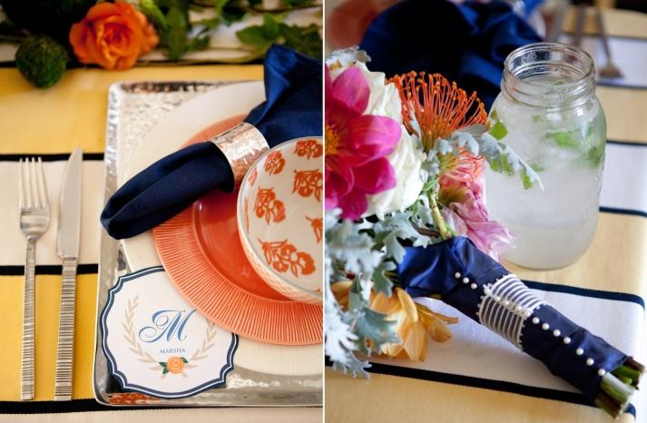 fun bridal shower theme ideas Kentucky Derby bridal brunch 3