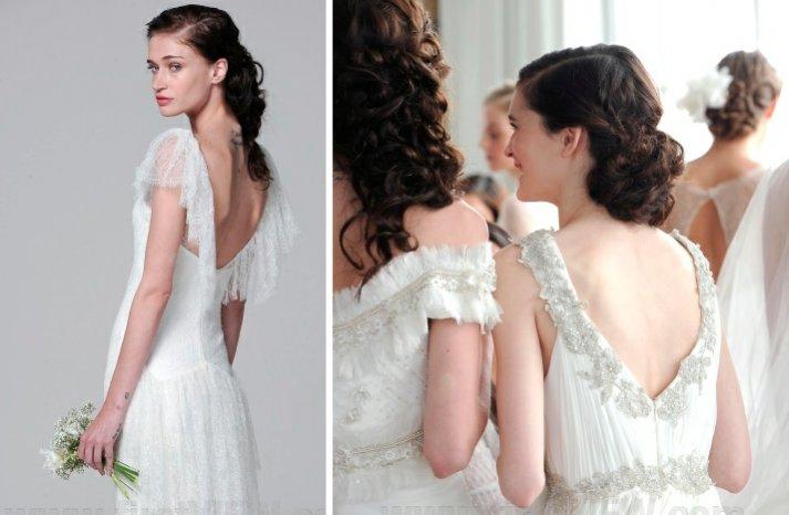 Marchesa 2013 wedding dress statement back bridal gowns 4
