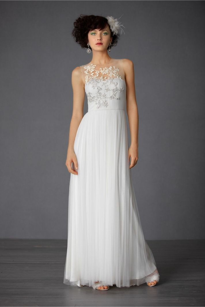 2013 wedding dress BHLDN bridal gowns 3