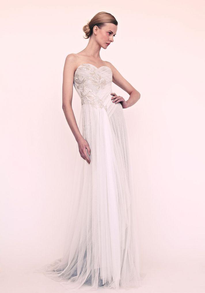 marchesa wedding dress for beach brides 1
