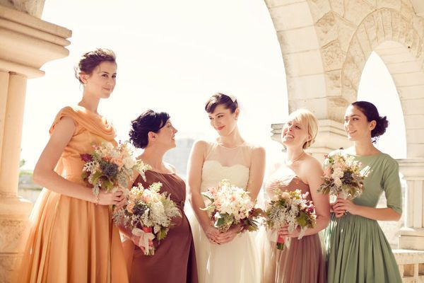well dressed for bridesmaid wedding fashion guide 7