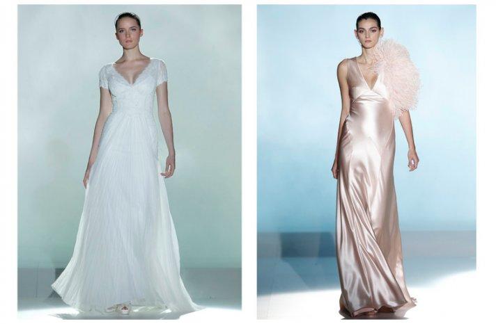 wedding dresses by Rosa Clara spring 2013 bridal gown 3
