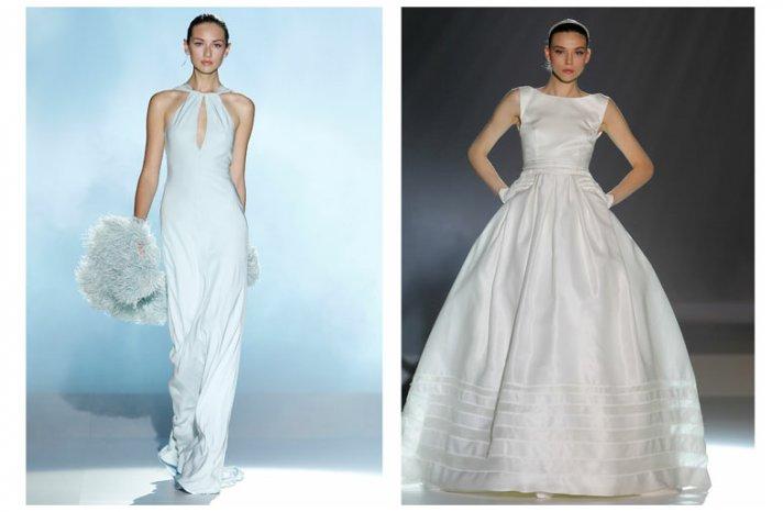 wedding dresses by Rosa Clara spring 2013 bridal gown 13