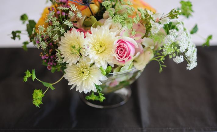 real wedding photography planning inspiration elegant reception centerpiece