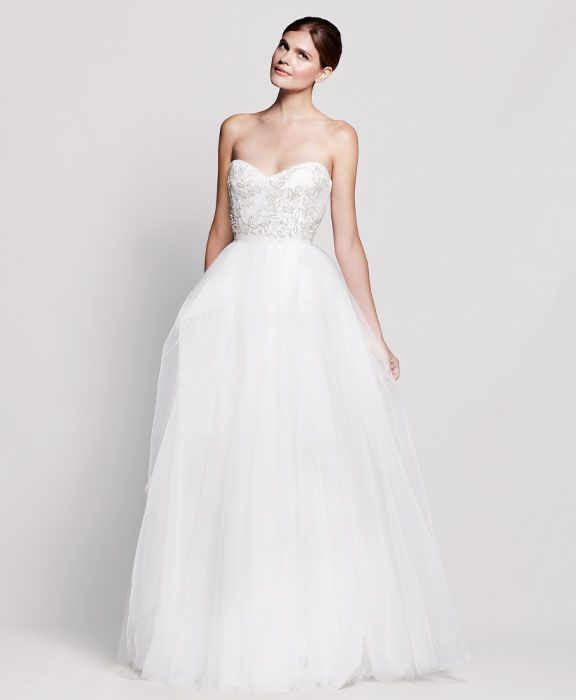 Everything 39 s coming up roses reem acra launches new for Nordstrom dresses for wedding