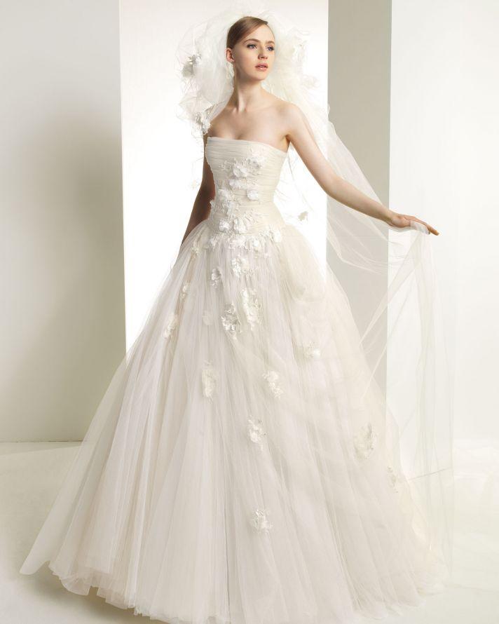 2013 wedding dress Zuhair Murad for Rosa Clara bridal gowns 107