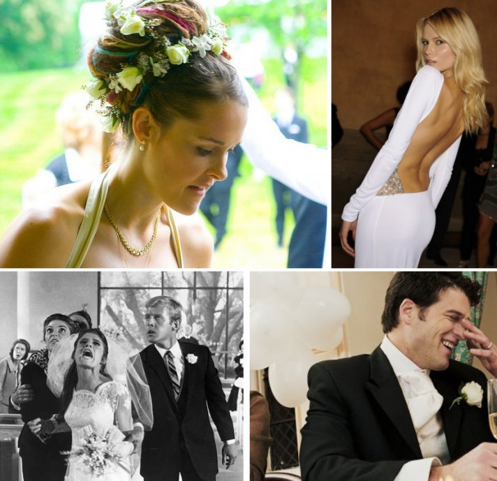 what not to wear for wedding guests traditional church wedding