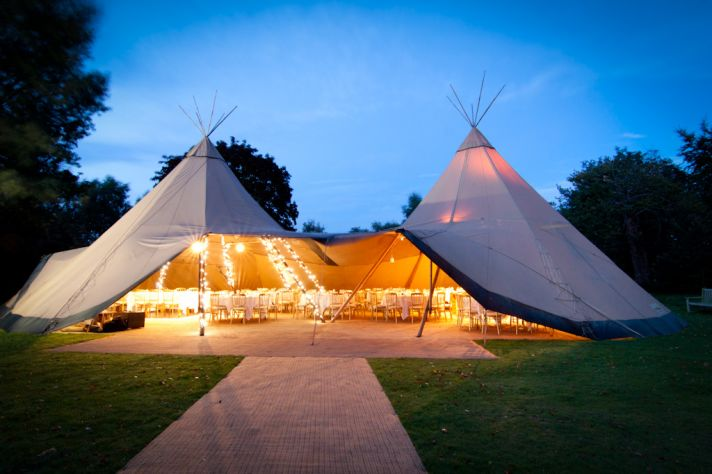 Your First Dance Beneath A Teepee