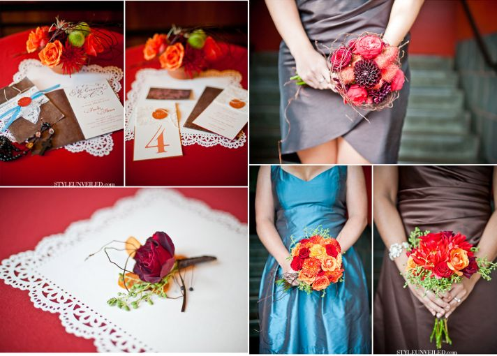 creative wedding themes reception inspiration Havana Nights Cuban style 2