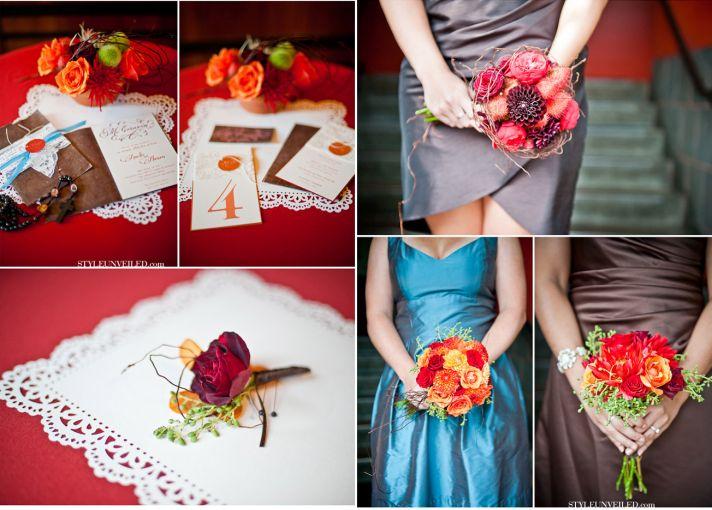 creative wedding themes reception inspiration Havana Nights Cuban style 2