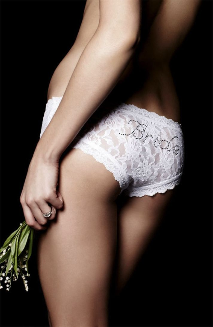 fun little gifts for the bride hanky panky lingerie 1