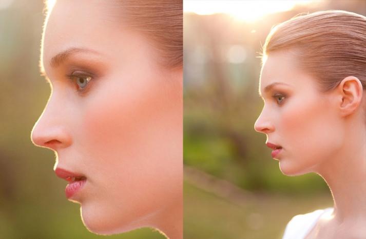 romantic wedding hair makeup inspiration 19