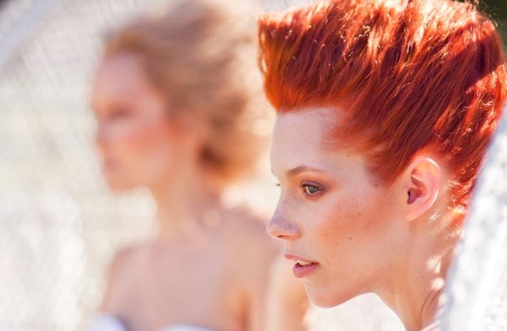 romantic wedding hair makeup inspiration 14