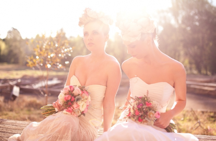 romantic wedding hair makeup inspiration 3