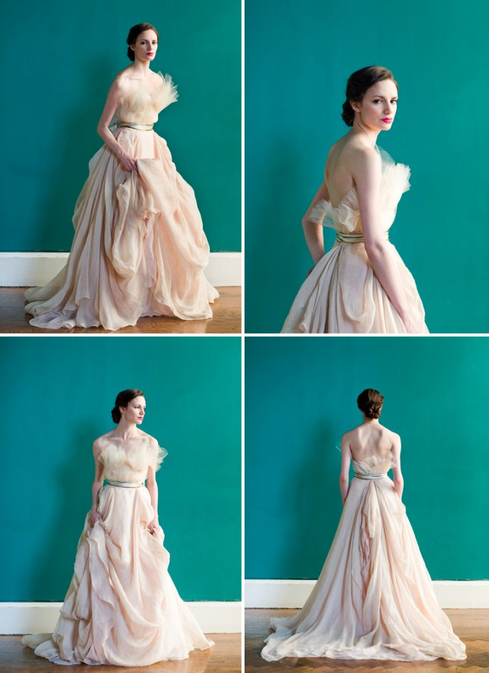 2013 wedding dresses Carol Hannah of Project Runway romantic bridal gowns 8
