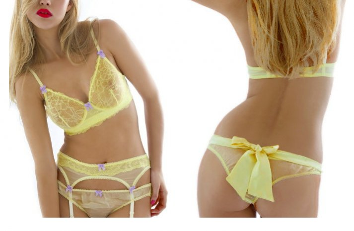 fancy bridal lingerie for the wedding night and honeymoon 8