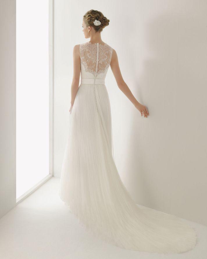 2013 wedding dress Soft by Rosa Clara bridal gowns Juglar b