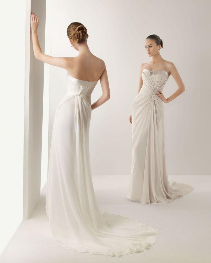 2013 wedding dress Soft by Rosa Clara bridal gowns Jardin