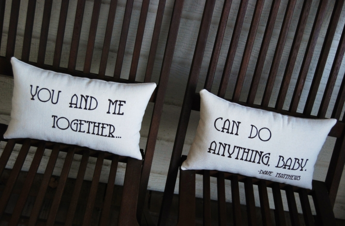 15 fun wedding finds on Etsy handmade weddings pillows