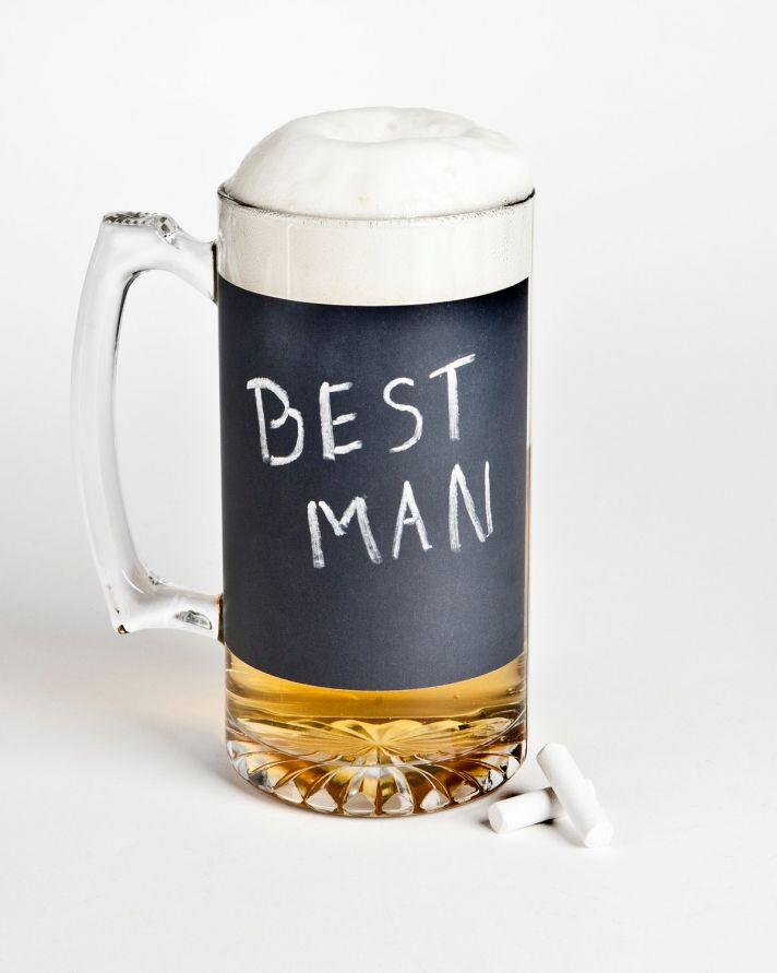 handmade wedding ideas wedding party gifts beer mug