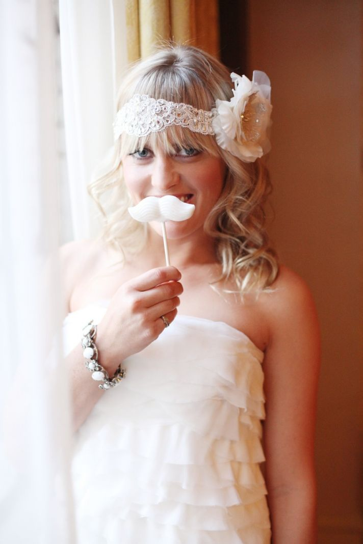 sugary sweet wedding decor edible handmade weddings mustache