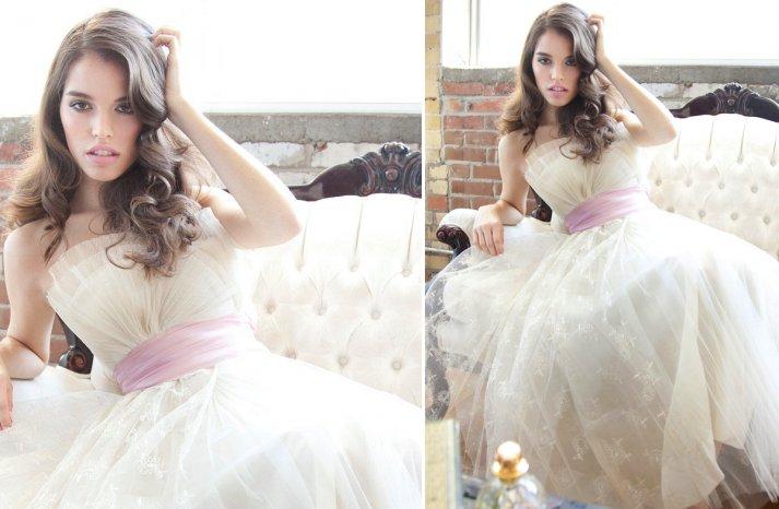 romantic wedding dress handmade bridal gowns Etsy 1