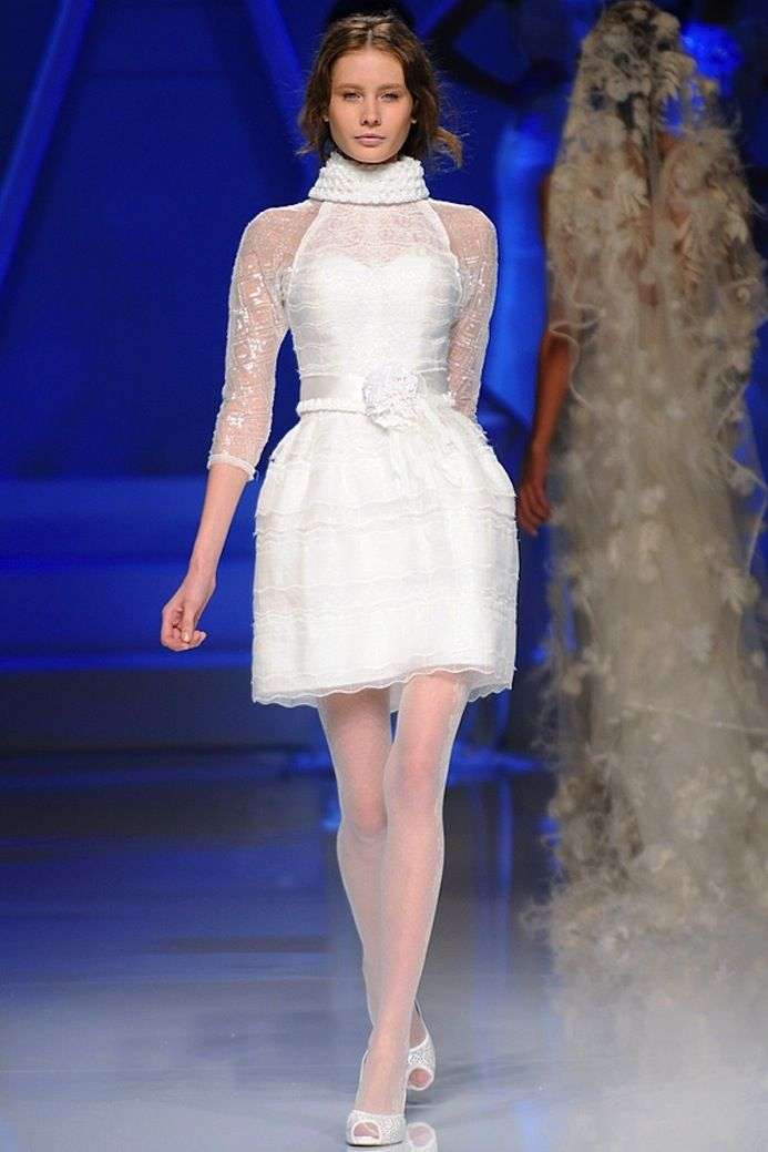 2013 wedding dresses International bridal couture bridal gown from Spain LWD 1