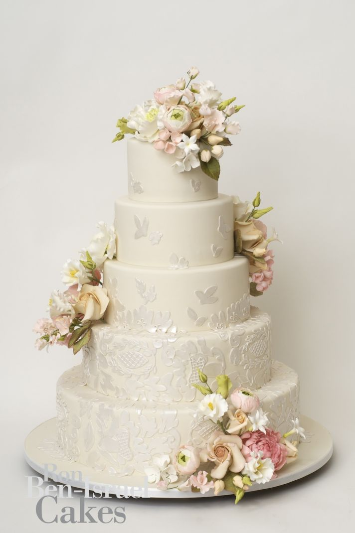 Cake Images For Marriage : Wedding Cake Crush: Ron Ben-Isreal