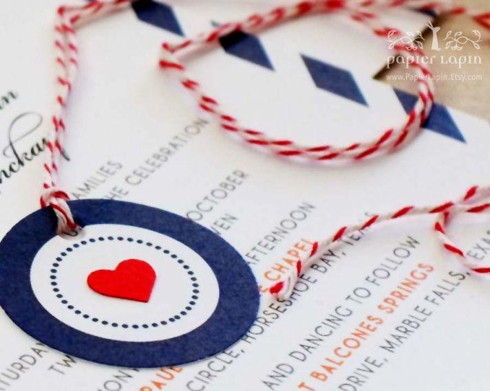 love themed wedding ideas hearts invitations 1