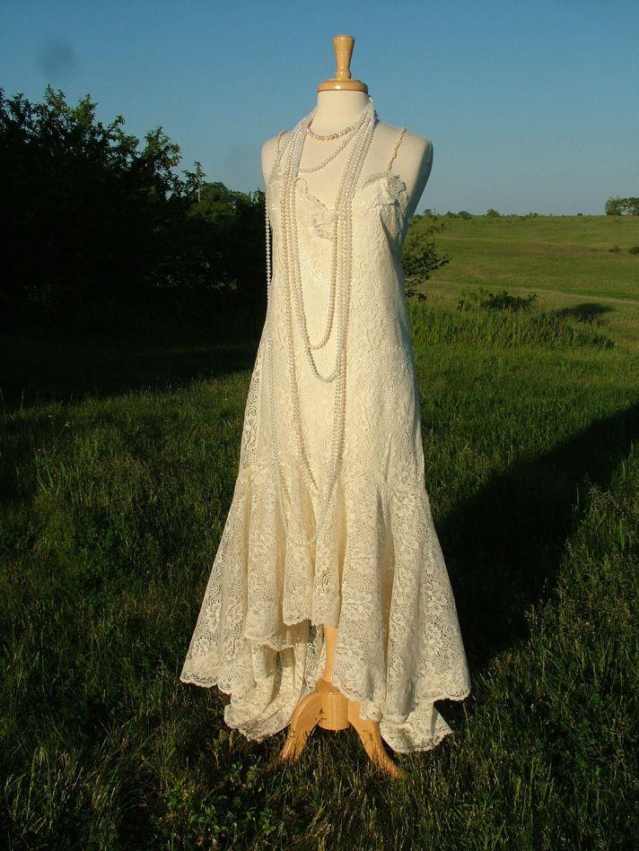 Etsy Vintage Wedding Dress 10 Fabulous vintage wedding dress bridal