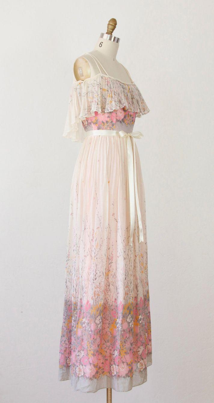 Etsy Vintage Wedding Dress 14 Inspirational vintage wedding dress bridal