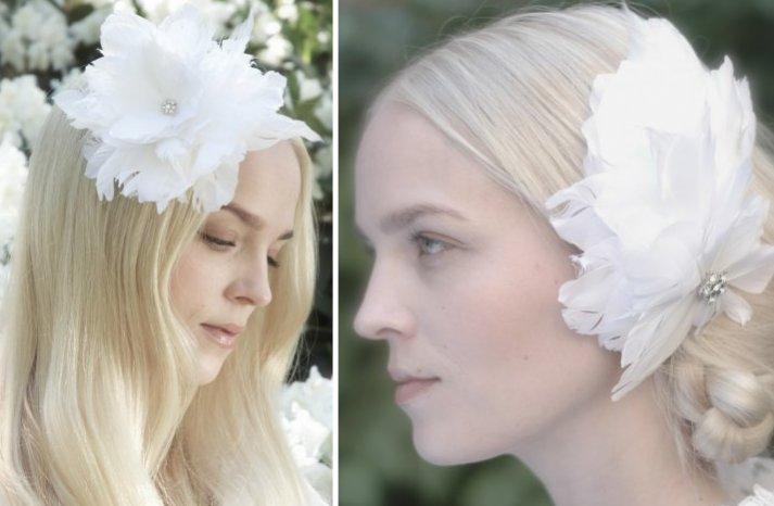 beautiful bridal hair accessories Parant Parant wedding headband 6