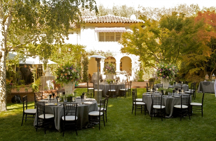 wedding details reception decor inspiration by Jerri Woolworth garden venue