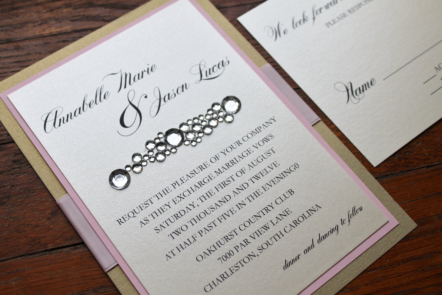 expensive wedding invitation for you modern wedding invitations etsy