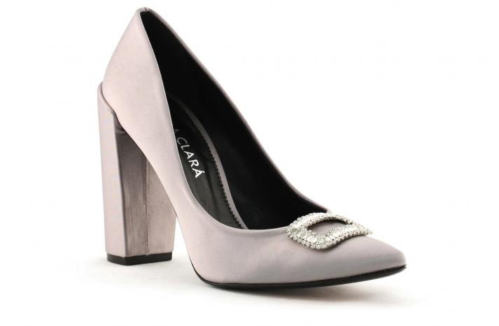 wedding shoes bridal heels by Rosa Clara 2013 colored soft lilac