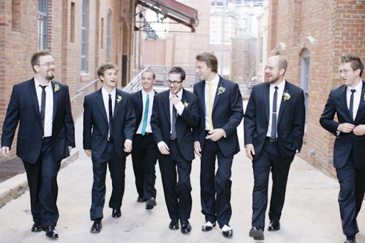 wedding fashion guide for groomsmen mix and match style 6