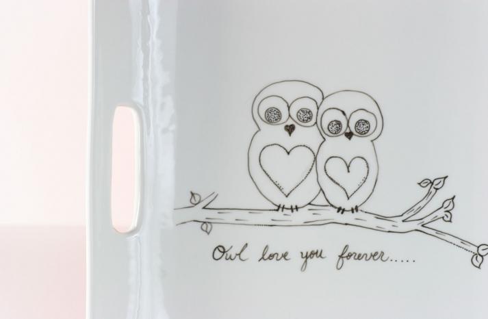 owls for the wedding 2012 reception trends handmade owl registry item
