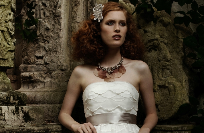 BHLDN bridal jewelry vintage inspired accessories 1