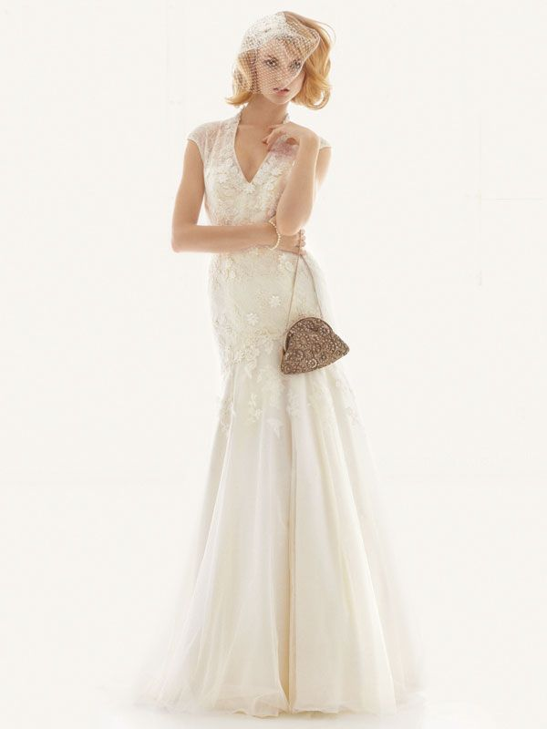 melissa sweet for davids bridal fall 2012 wedding dress bridal gown 251005