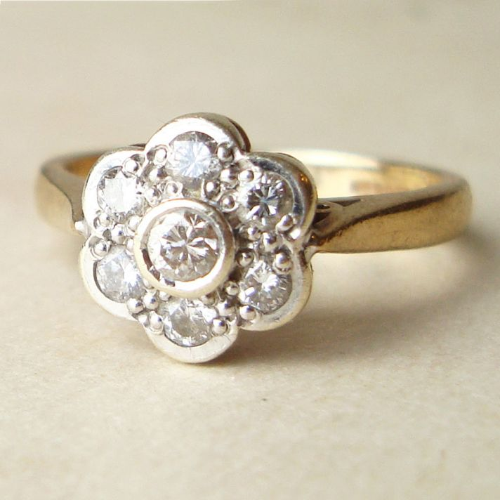 19 Diamond Engagement Rings Under 700