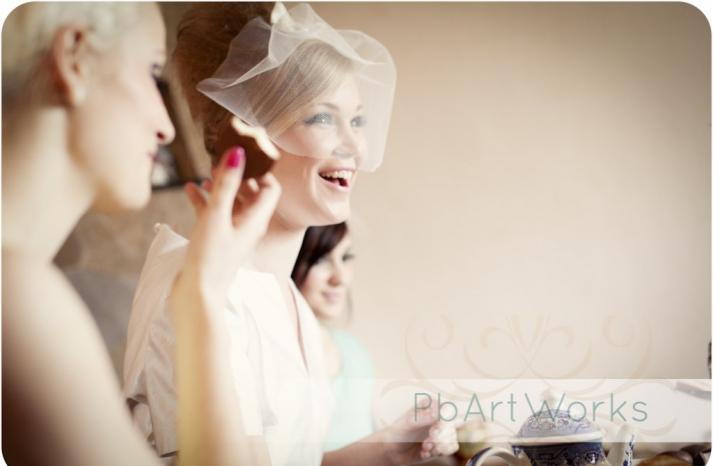 retro wedding treasures for vintage brides twiggy style veil