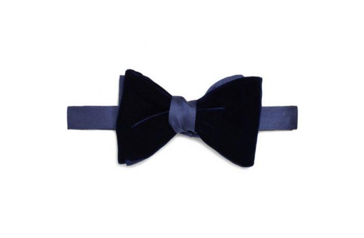 lanvin bow tie for grooms black tie wedding