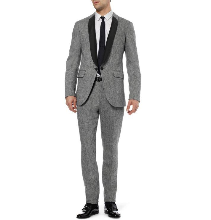 wedding tuxedo alternatives for modern grooms Alexander McQueen 4
