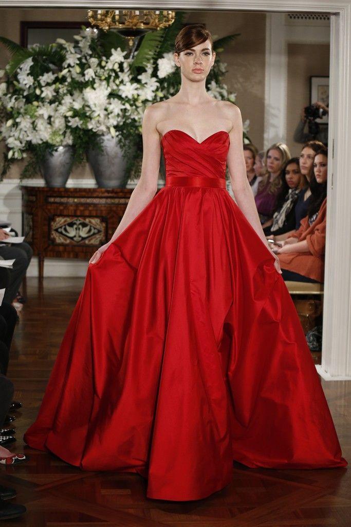 Spring 2013 bridal market bridesmaid dresses by Romona Keveza 10
