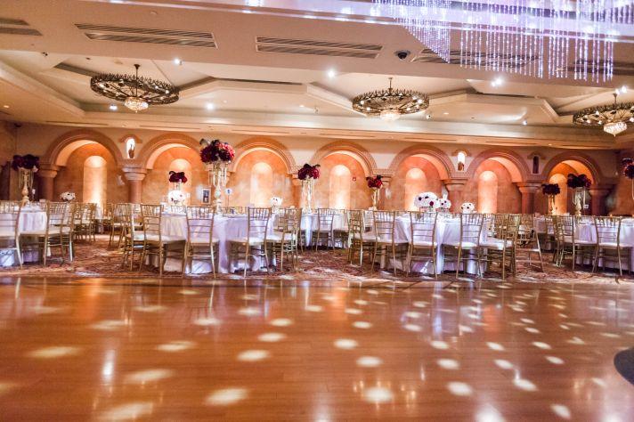 epic wedding in Los Angeles California weddings elegant venue