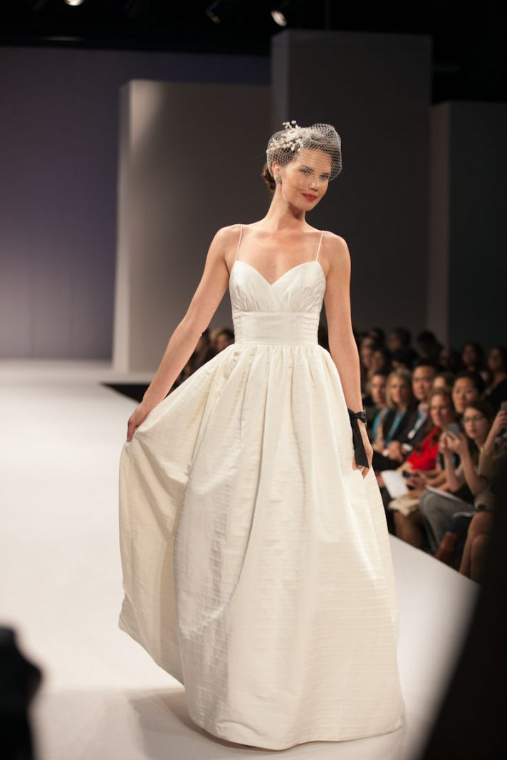 Anne Barge wedding dress Fall 2013 bridal Sophie