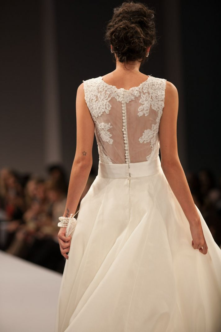 Anne Barge wedding dress Fall 2013 bridal Victorie